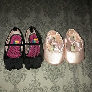 Other - Baby girl headbands, hair clips, & shoes